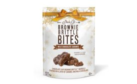 Brownie Brittle holiday flavors