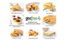 GeeFree food service appetizers, gluten-free