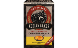 Kodiak Cakes cornbread mix