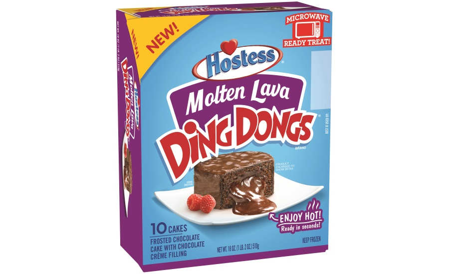 Hostess Molten Lava Ding Dongs