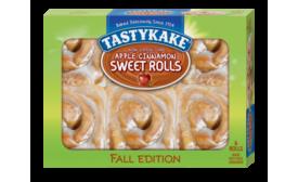 Tastykake apple cinnamon sweet rolls