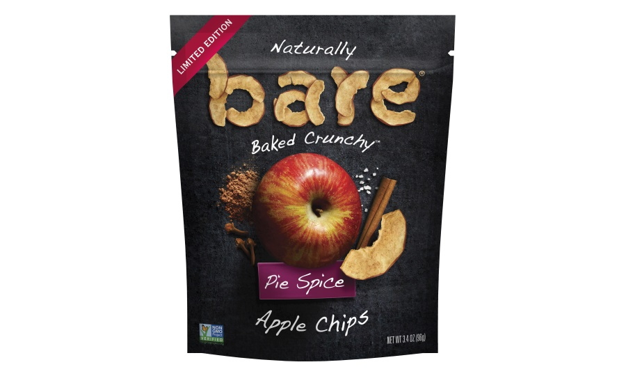 bare Pie Spice Apple Chips