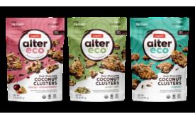 Alter Eco Dark Chocolate Coconut Clusters