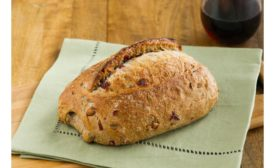 La Brea Bakery cranberry walnut loaf
