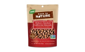 Back to Nature Foods Hickory Smoked California Almonds