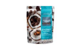 Edward Marc Chocolatier coconut almonds