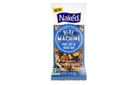Naked Fruit, Nut & Veggie bars