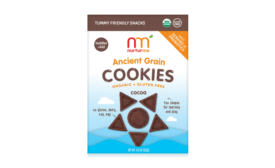 NuturMe Ancient Grain Probiotic Cookies