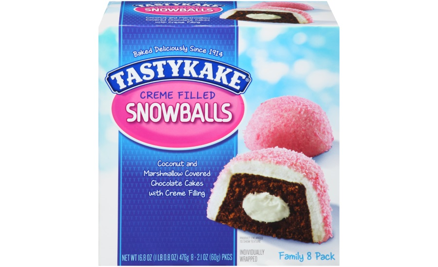 Tastykake Easter seasonal snacks for 2018