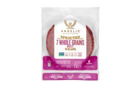 Angelic Bakehouse veggie wraps