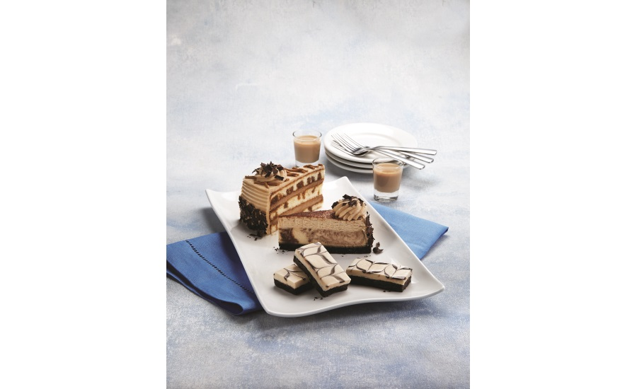 Tyson Foods Baileys flavored desserts Bistro Collection