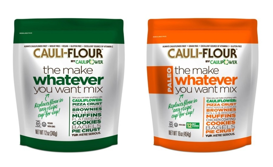 CAULIPOWER baking mixes