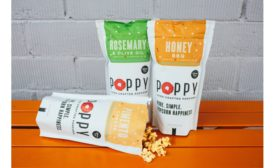 Poppy Handcrafted Popcorn new flavors