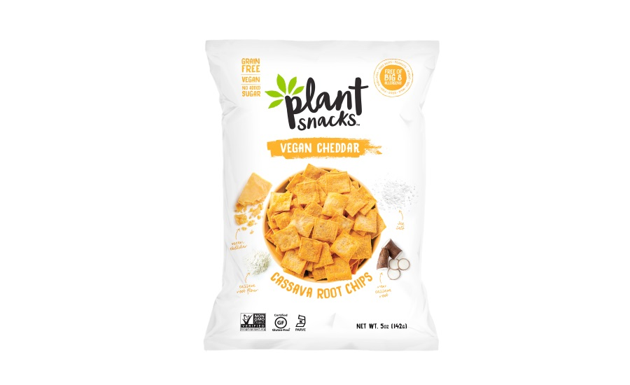 Plant Snacks Cassava Chips