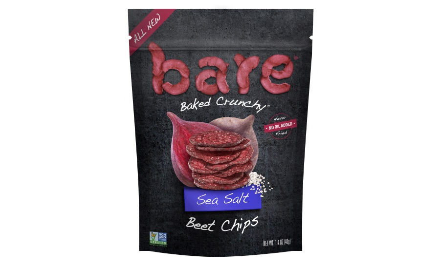 Bare veggie chips