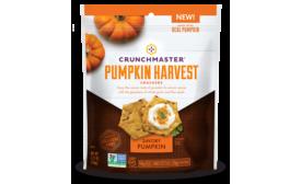 Crunchmaster pumpkin harvest crackers