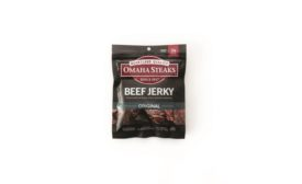 Omaha Steaks original beef jerky