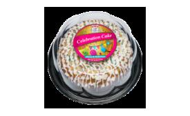 Cafe Valley Celebration cake
