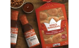 Kings Hawaiian rolls