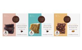 Living Lite chocolate chip brownies
