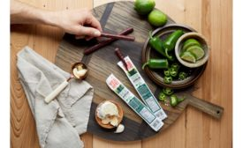 Vermont Smoke & Cure jalapeno lime meat sticks