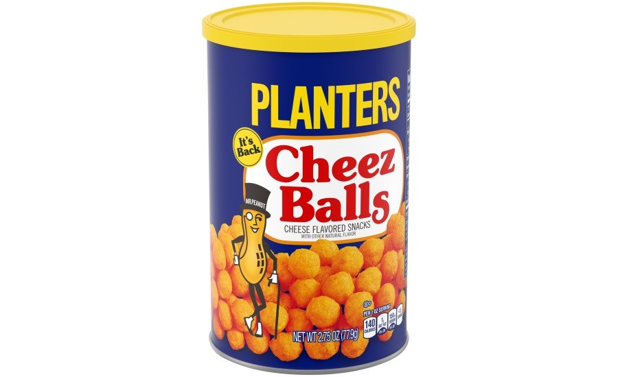 Planters Cheez Balls and Curls