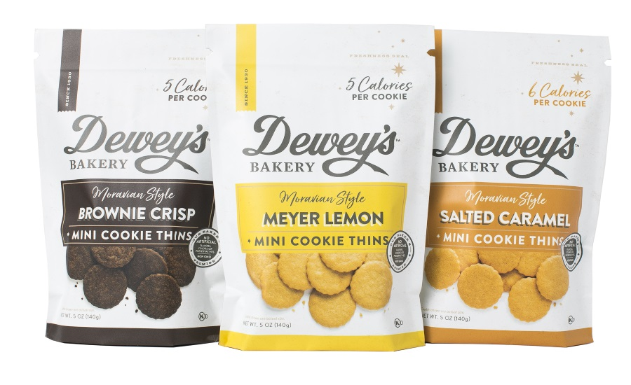 Deweys Bakery seasonal cookies