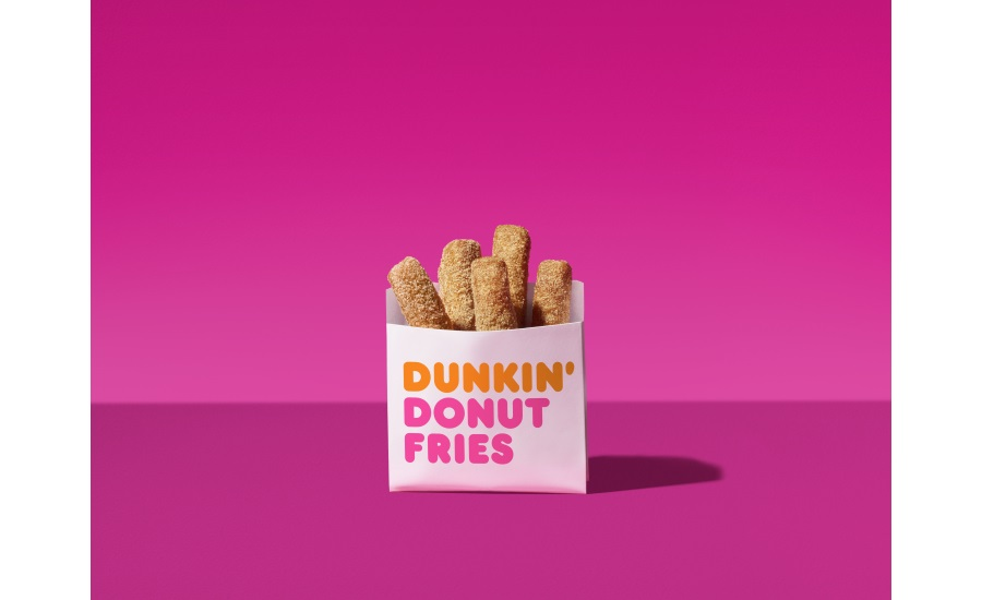 Dunkin Donuts donut fries