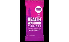 Health Warrior low sugar chia bars