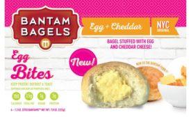 Bantam Bagels Egg Bites