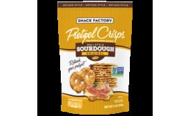 Snack Factory sourdough pretzel crisps