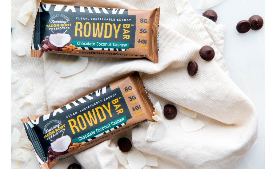 Rowdy prebiotic bars