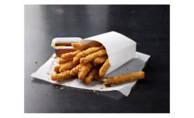 Tyson Foodservice waffle breaded chicken fries