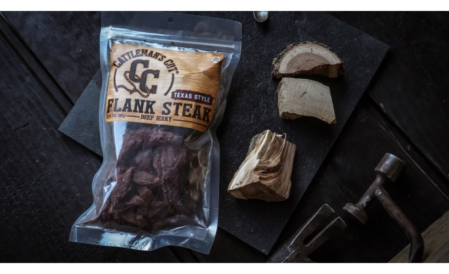 Oberto flank steak jerky