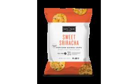 SAFE + FAIR popcorn quinoa chips