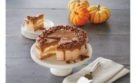 Harry & David Maple Pumpkin Layer Cake