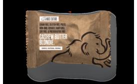 Base Culture Cashew Butter Blondie brownie