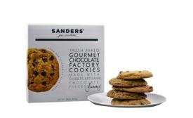 Sanders gourmet cookies