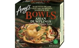 Amys Kitchen Asian Dumpling Bowl