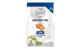 Cauliflour cauliflower thins crackers