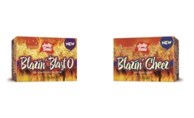 JOLLY TIME Blazin flavors popcorn