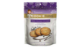 Mrs. Thinsters cookie thins holiday flavors