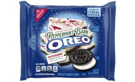 OREO Peppermint Bark cookies