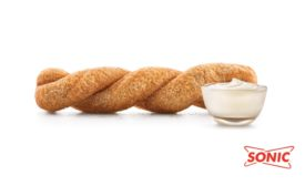 SONIC Sweet Pretzel Twist