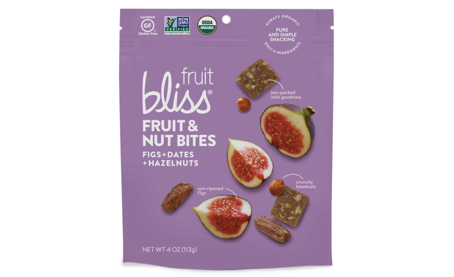 Fruit Bliss Fruit & Nut Bites