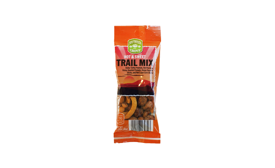ALDI hot and sweet trail mix