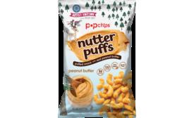 popchips nutter puffs Artist Edition