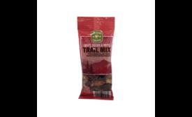 ALDI fruit and nut trail mix