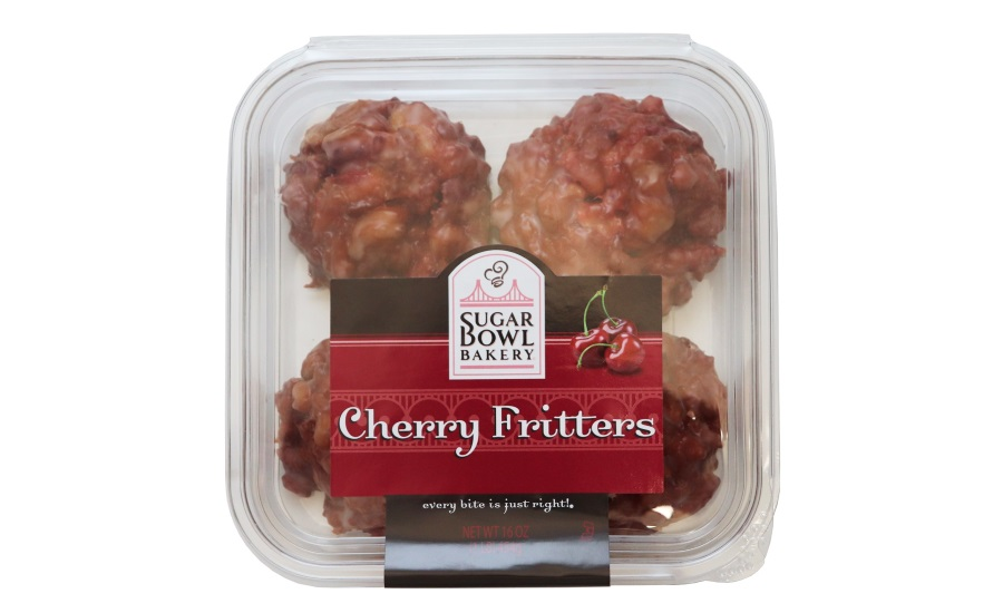 Sugar Bowl Bakery cherry fritters