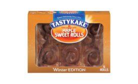 Tastykake limited edition winter 2018 sweet goods